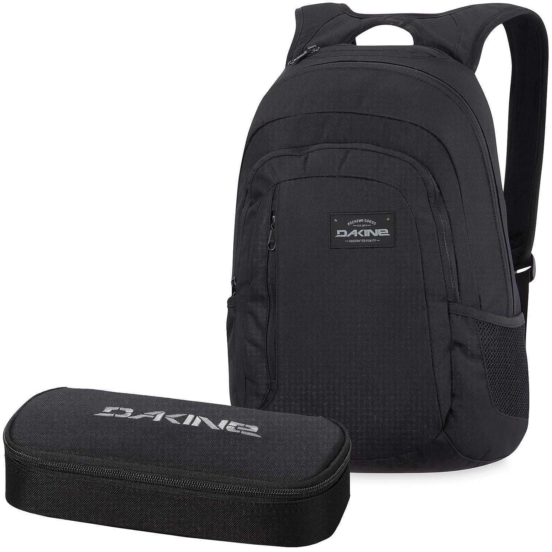 ec02aaf730c0d DAKINE 2er Set Laptop Rucksack Schulrucksack 22l Factor + School CASE XL  Mäppchen Black  Amazon.de  Koffer