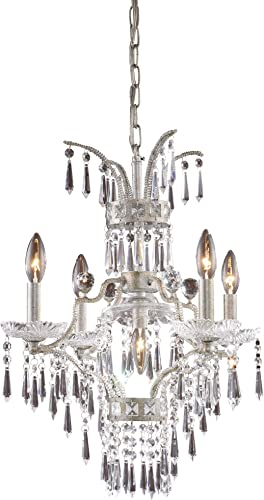 LNC Rustic Farmhouse Chandeliers for Dining Rooms, Pendant Lighting for Kitchen Island, Living Room, A0253202