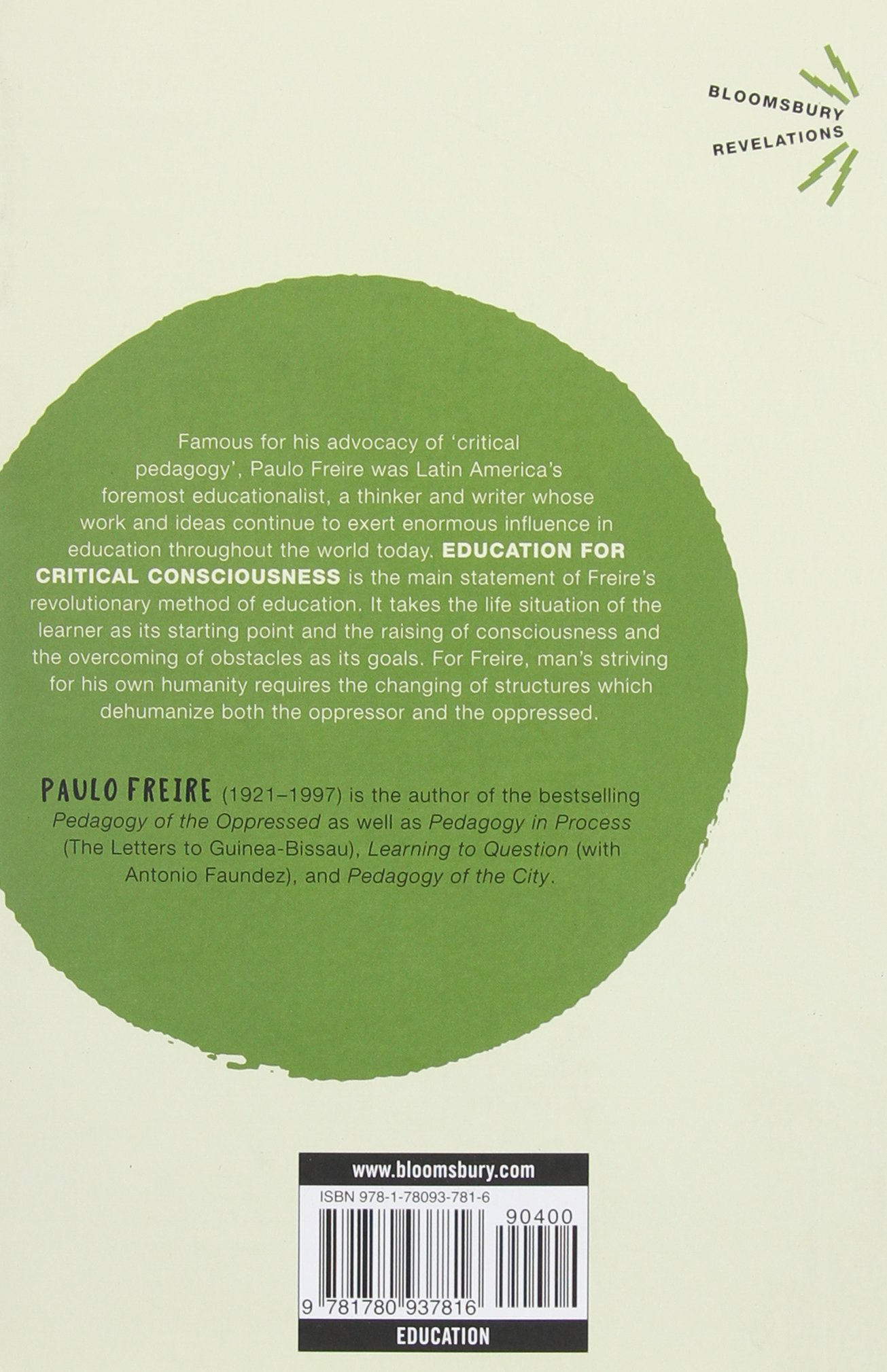 paulo freire paper Person-centered approach as conscientizaqdo: the works of carl rogers and paulo freire paper presented at the first international forum on the person-centered approach, oaxtapec, mexico google scholar: person-centered approach as conscientizacao.