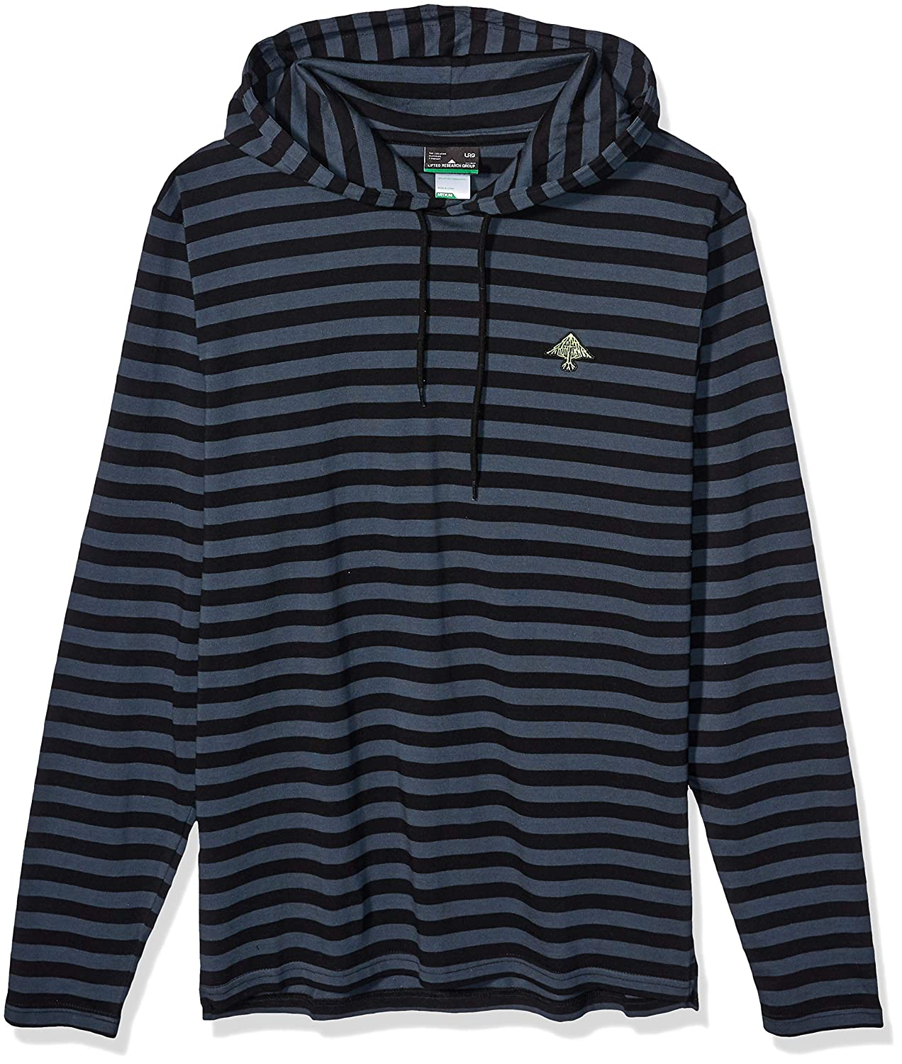 LRG Mens Lifted Research Collection Pullover Drawstring Hoodie