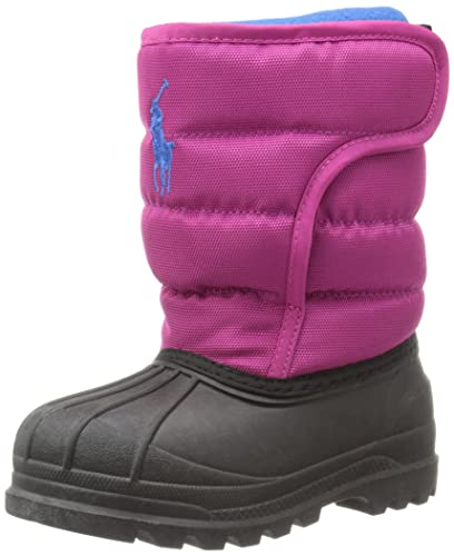 504800f91 Polo Ralph Lauren Kids Hamilten EZ Winter Boot (Toddler Little Kid Big Kid
