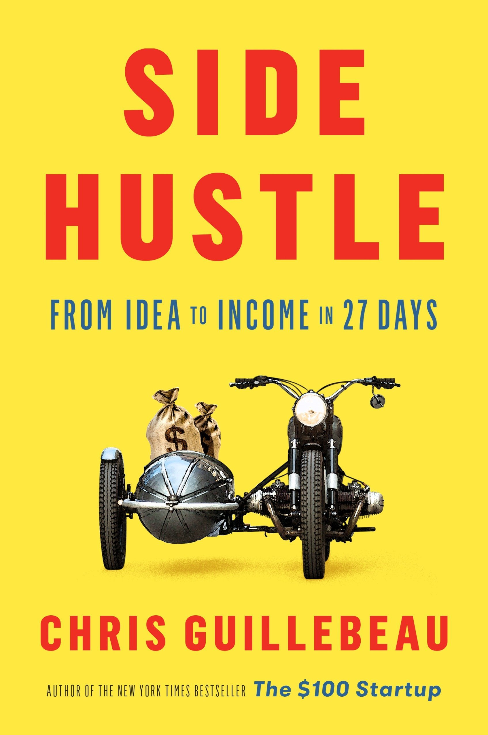 Amazon.com: Side Hustle: From Idea to Income in 27 Days ...