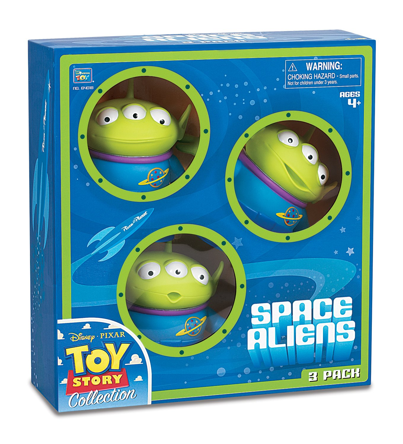 Toy Story 3 Space Aliens 3 Pack: Amazon.ca: Home & Kitchen