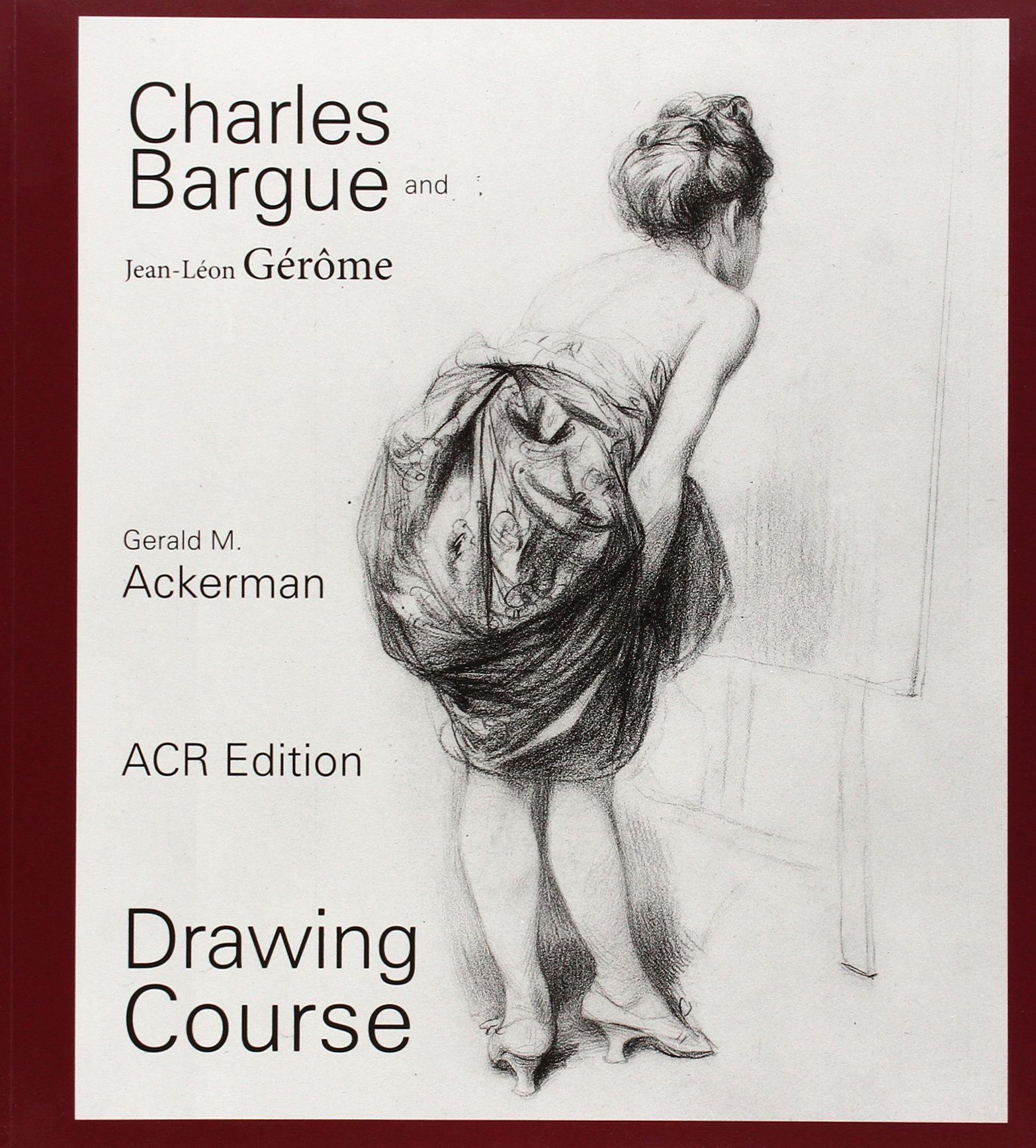Drawing course gerald ackerman 9782867702037 drawing amazon canada