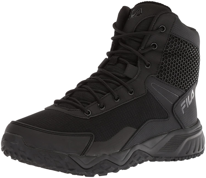 07b5c867fd Fila Men's Chastizer Slip Resistant Work Shoe