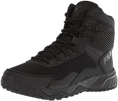 27f6203a17afac Amazon.com  Fila Men s Chastizer Slip Resistant Work Shoe  Shoes
