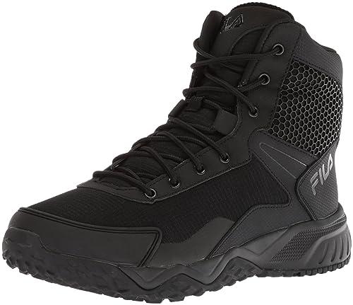5064473c48 Fila Men's Chastizer Slip Resistant Work Shoe