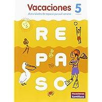 Vacaciones de Repaso 5Prim cast - 9788468029955