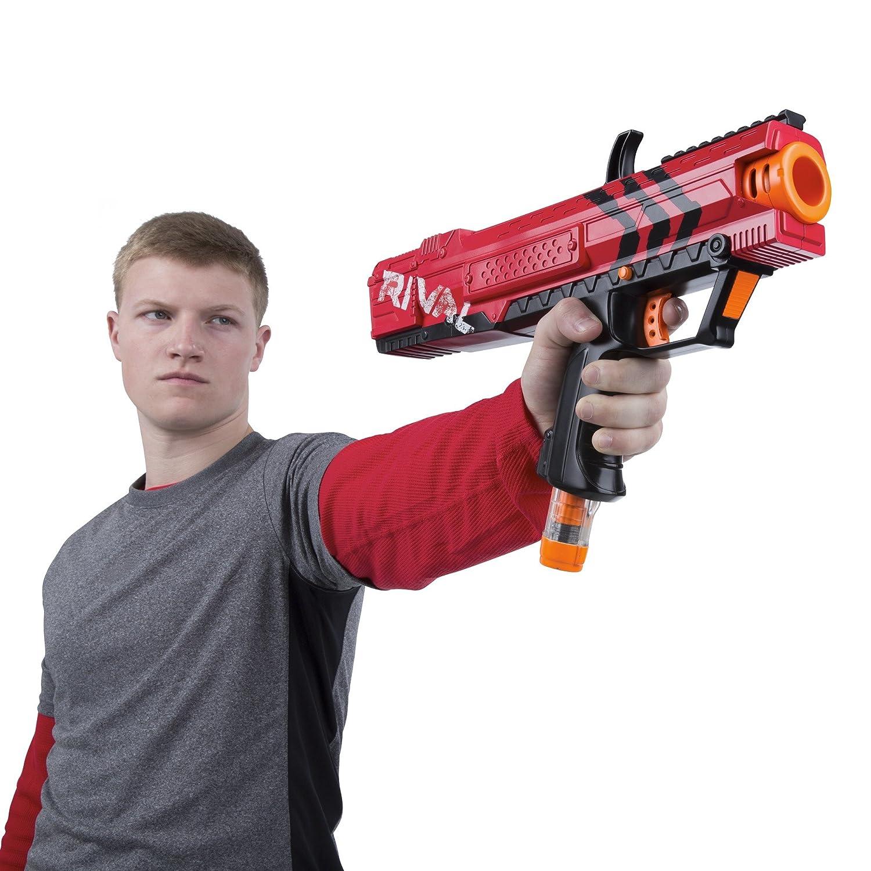 Image is loading Giant-Nerf-Gun-For-Boys-Sniper-Scope-Pistol-