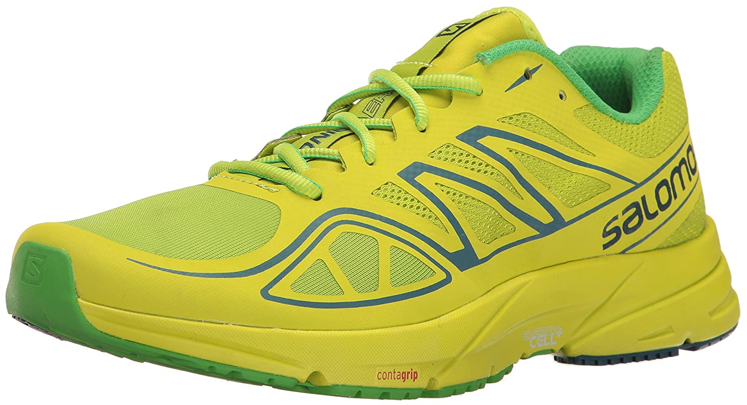 Salomon Men's Sonic Aero Running Shoe Salomon Footwear SONIC AERO-M
