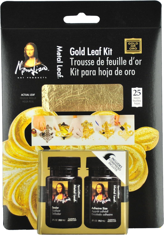 Speedball Mona Lisa Gold Leaf Kit