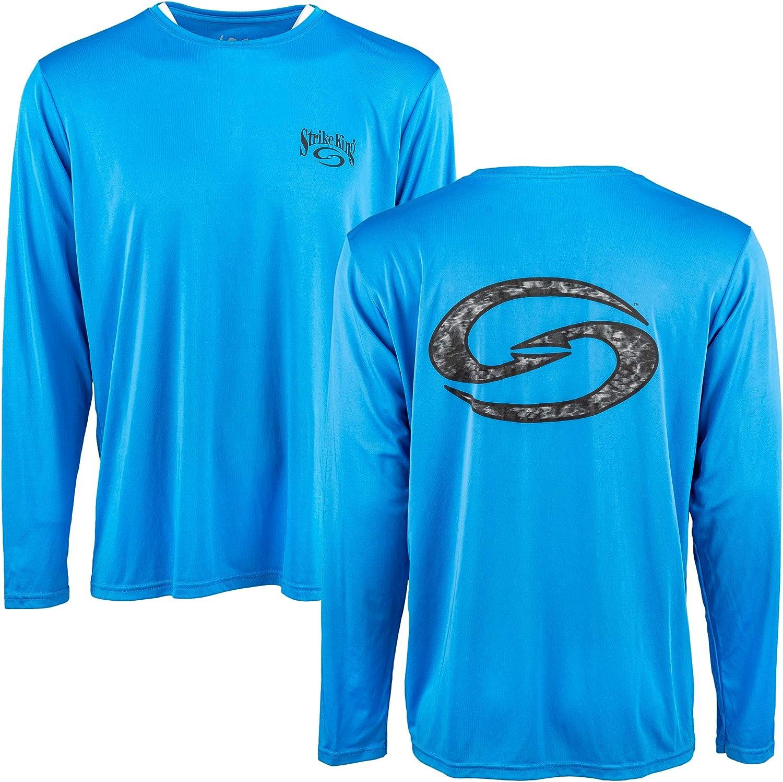 Strike King 6XD Pinwheel T-Shirt Strike King Apparel Branded Bass Fishing Tee