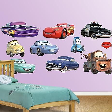 Pixar cars home decor