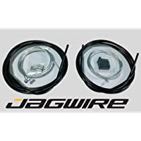 Jagwire 5mm Pro Compressionless Brake Housing Slick-Lube Liner 10M Roll Black