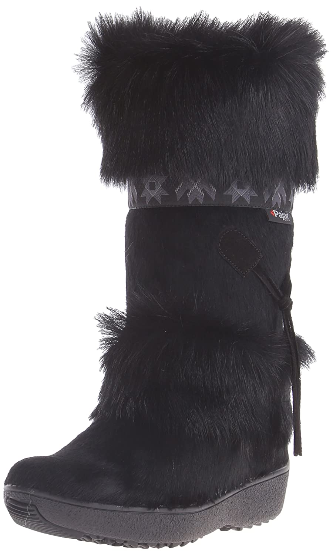 Pajar Women's Laura Boot B013GIUU8E 40 M EU|Black