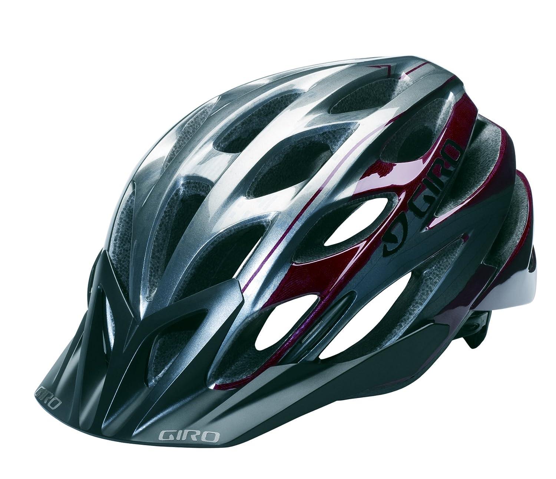 Giro Phase casco para bicicleta, Red/Titanium: Amazon.es: Deportes y aire libre