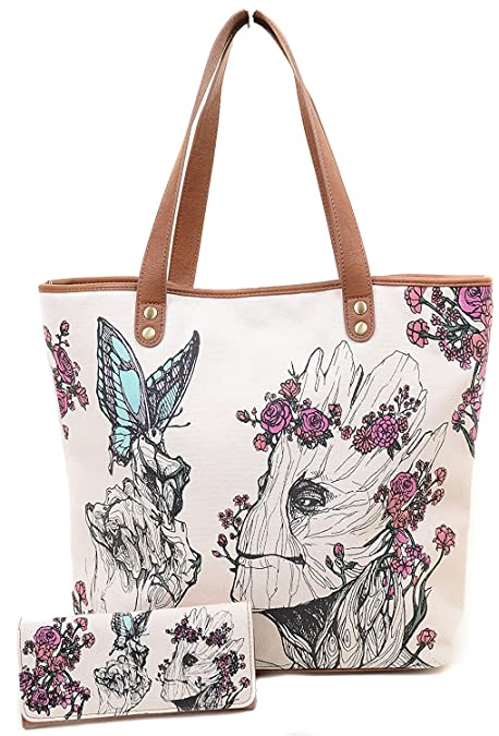 Marvel s Guardians of the Galaxy Groot Tote Bag Set by Loungefly ... 68d8f88fdb