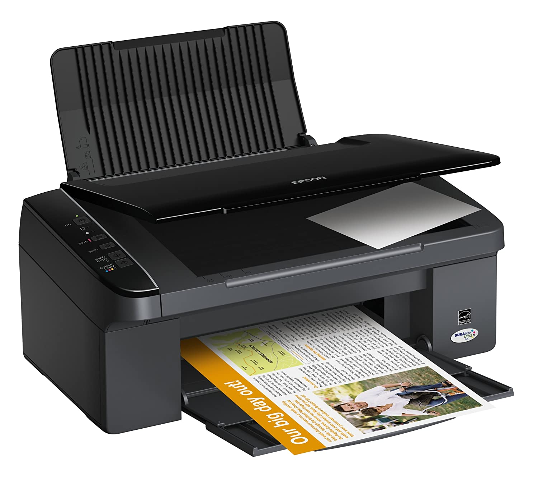 Epson Stylus SX115 - Impresora multifunción (Inyección de tinta ...