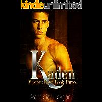 Kaden- Edizione italiana (Master's Boys Vol. 3) (Italian Edition) book cover