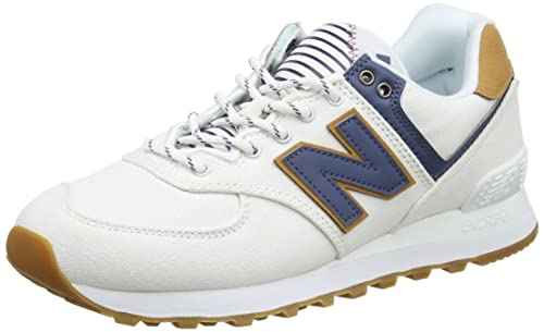 Bianco 41.5 EU NEW BALANCE WL574V2 YATCH PACK SNEAKER DONNA WHITE Scarpe