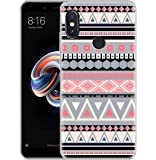 Fashionury Redmi Note 5 Pro Back Case Cover/Redmi Note 5 Pro Back Cover 360 Protection/Redmi Note 5 Pro Back Cover Printed Soft [for Girls & Boys] P023