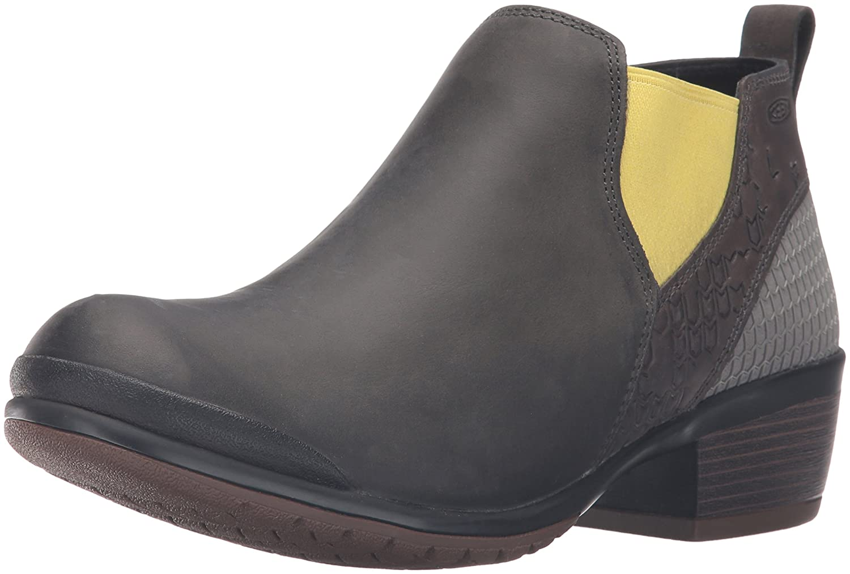 KEEN Women's Morrison Chelsea Shoe B019HDUK5A 7.5 B(M) US|Gargoyle