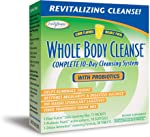 Enzymatic Therapy Whole Body Cleanse Complete 10-Day System Detox Activation Cleansing