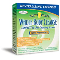 Enzymatic Therapy Whole Body Cleanse Complete 10-Day System Detox Activation Cleansing...