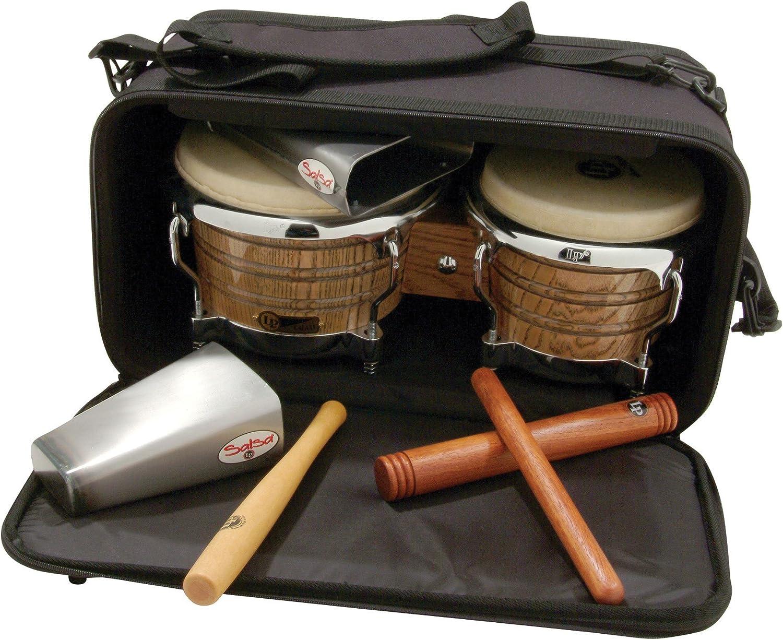 Latin Percussion LP533-BK Pro Bongo Bag