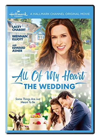 Amazon.com: All of My Heart: The Wedding: Lacey Chabert, Brennan