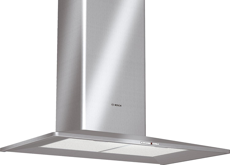 Bosch DWW096651 - Campana (Canalizado/Recirculación, 650 m³/h, 71 Db, Montado en pared, Halógeno, Plata): Amazon.es: Grandes electrodomésticos