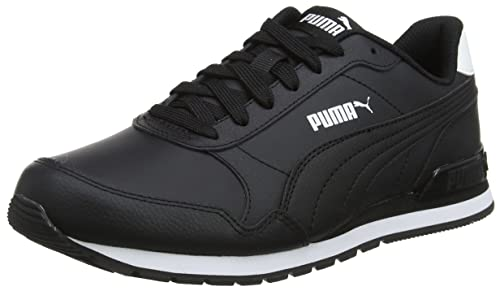 Puma St Runner SD, Zapatillas Unisex Adulto, Negro (Black 01), 48.5 EU