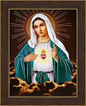 amazon immaculate heart of mary mother mary virgin mary