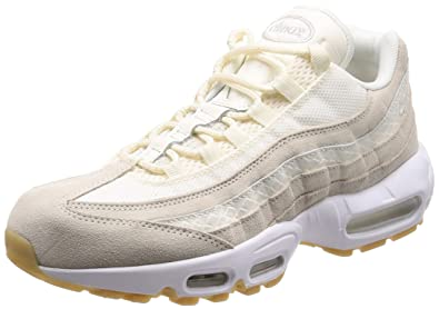 outlet store fe0db a315e ... coupon code for nike air max 95 premium mens shoes sail sail desert  sand white 538416 ...