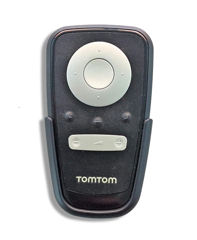 TomTom Control Remoto Original GO 530, GO 540, GO 630, GO 720, GO 730, GO 740, GO 750, GO 920, GO 930, GO 940, GO 950, GO 7000, GO 9000, T, Traffic y Live: ...