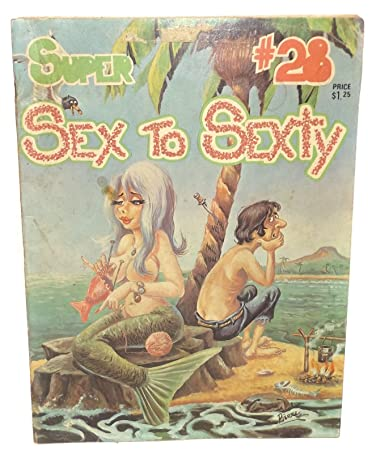 Vintage sex to sexty comics