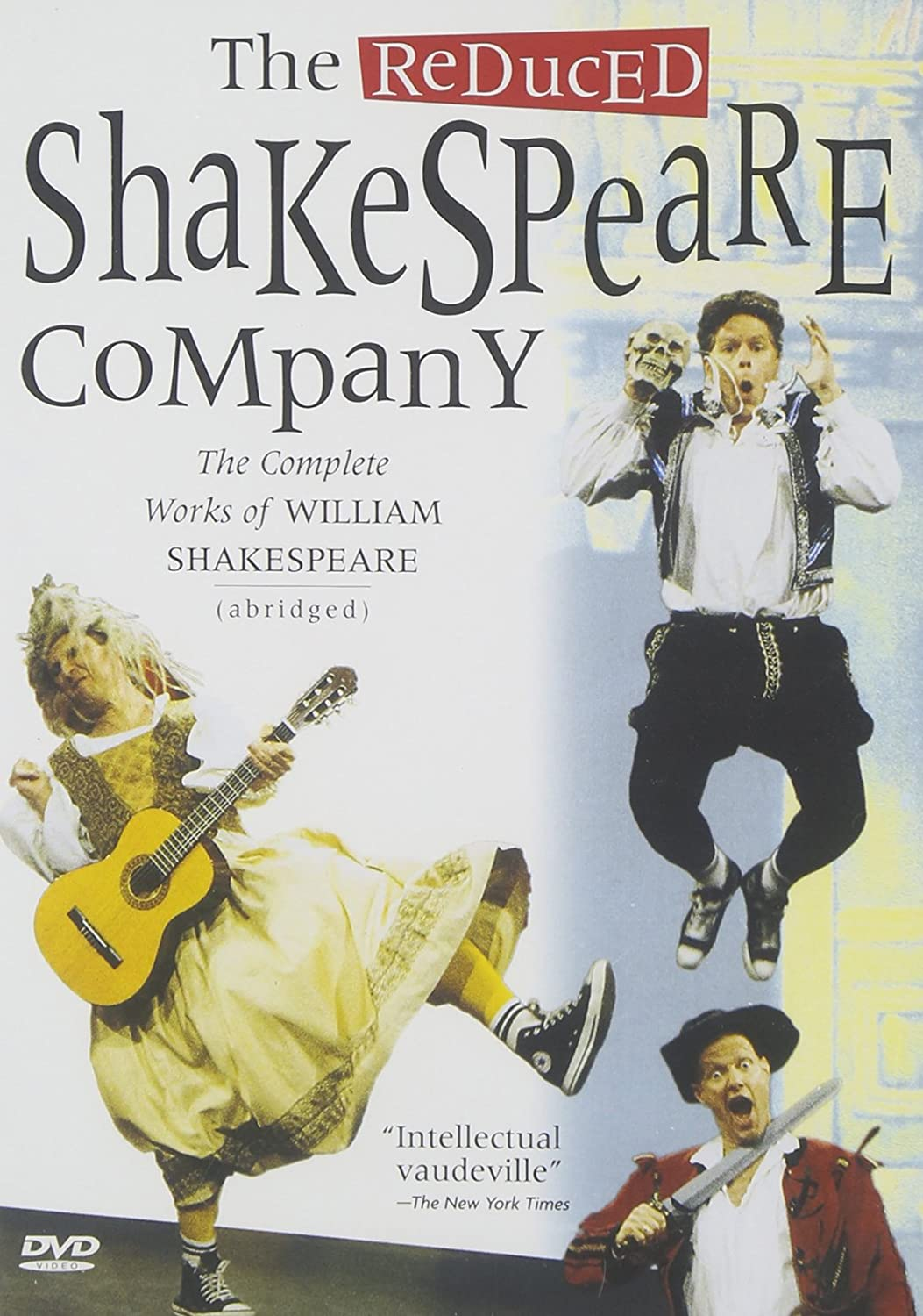 com the reduced shakespeare company the complete works com the reduced shakespeare company the complete works of william shakespeare abridged adam long reed martin austin tichenor daniel singer