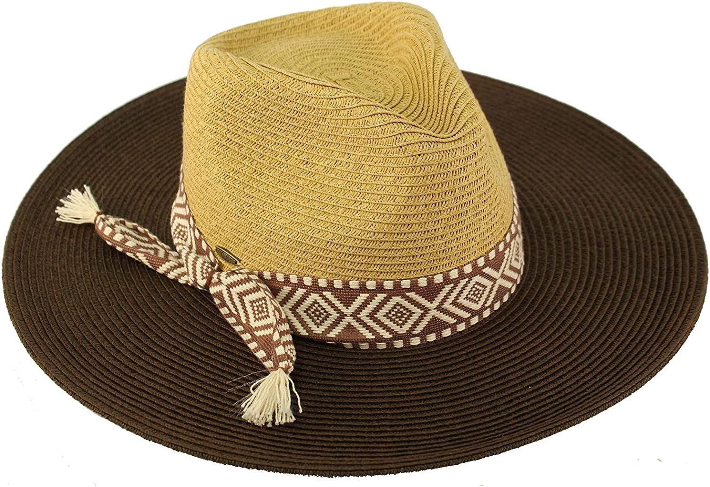 C.C Aztec Tassel Panama...