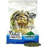Sherwood Pet Health Adult Rabbit Food - Alfalfa/Timothy Blend
