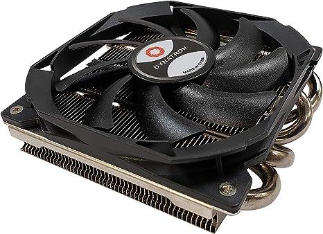 Dynatron T497 - Ventilador para procesadores Intel/AMD (Ultrafino ...