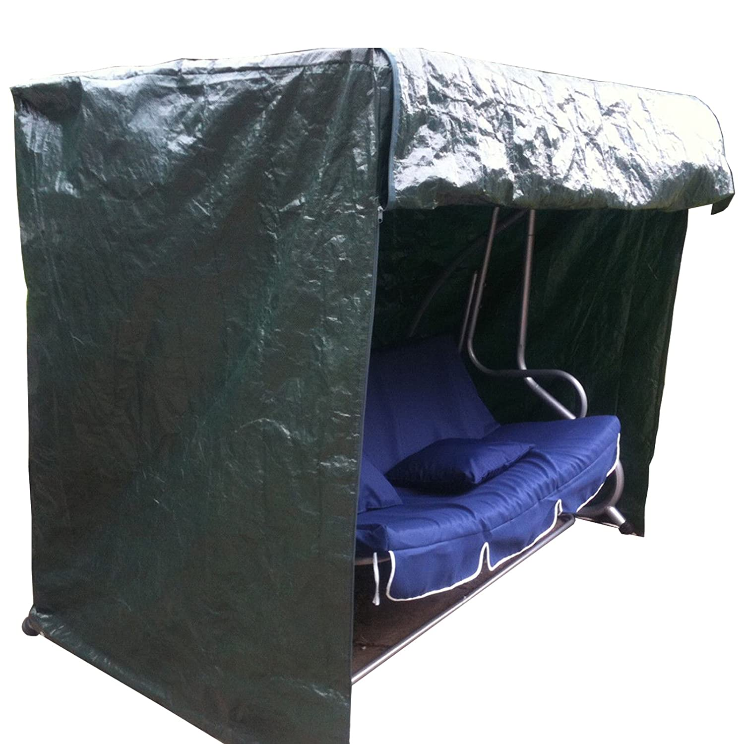 Dirty Pro Tools™ Garden hammock 3 seater weather cover shower proof