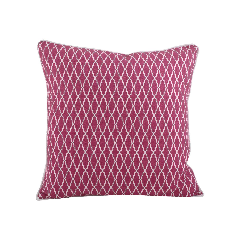 Amazon.com: SARO LIFESTYLE 1088.FU18S Las Palmas Pillows, 18 ...
