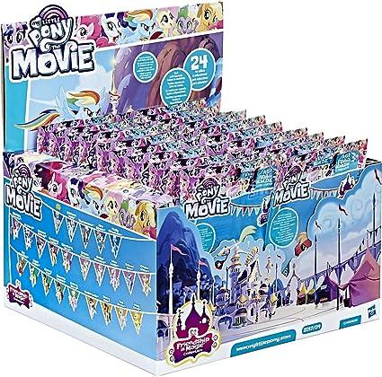 Amazon Com Case Of 24 My Little Pony Movie Blind Bag Dolls Wave 22
