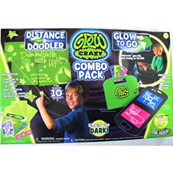 Talicor Glow Crazy Combo Pack  sc 1 st  Amazon.com & Amazon.com: Talicor Glow Crazy Combo Pack: Toys u0026 Games