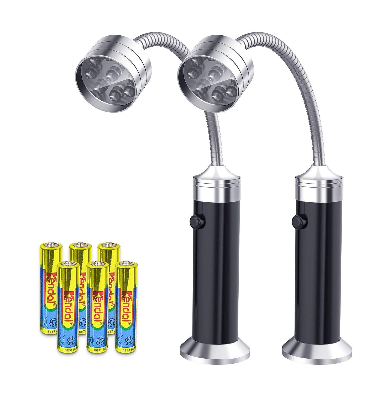 FIREOR Barbacoa Parrilla luz, magnético Flexible LED luz/luz ...