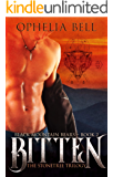 Bitten: The Stonetree Trilogy (Black Mountain Bears Book 2)