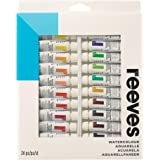 Reeves Paint Set of 24, 10ml tubes, Watercolor