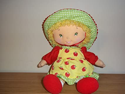 Amazon Strawberry Shortcake Talking Apple Dumplin Talking Doll