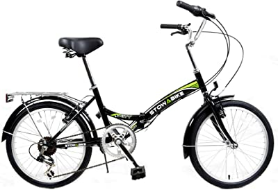 Stowabike V2 Folding City Bike