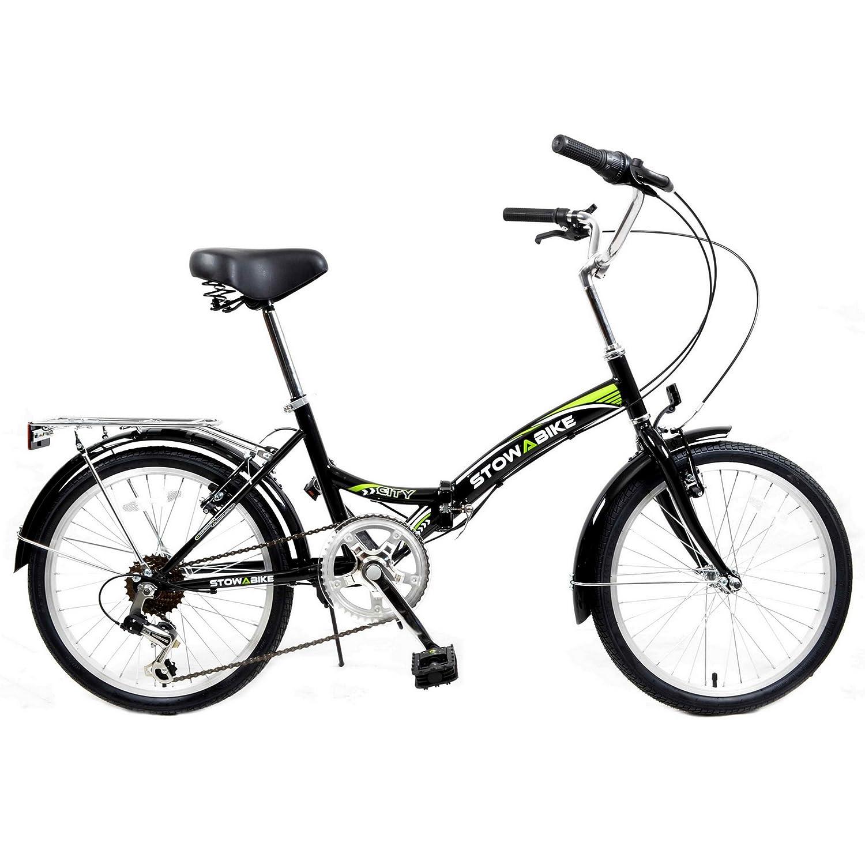 Stowabike 20 Folding City V2 Compact Foldable Bike
